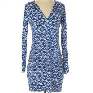 Diane Von Furstenberg Size 6 Knit Dress
